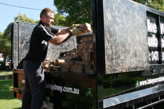 Cheapest commercial rubbish removal service in Sydney
